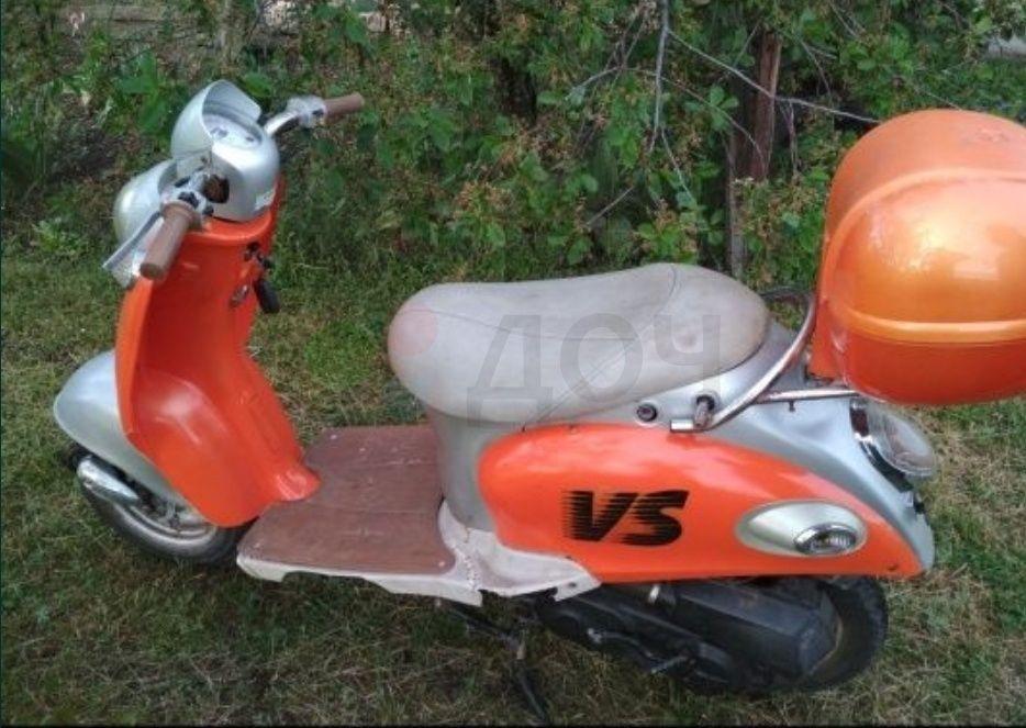 Скутер Viper retro