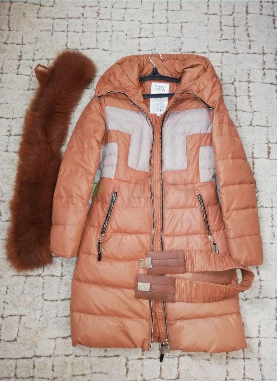 Зимнее пальто.Пуховик