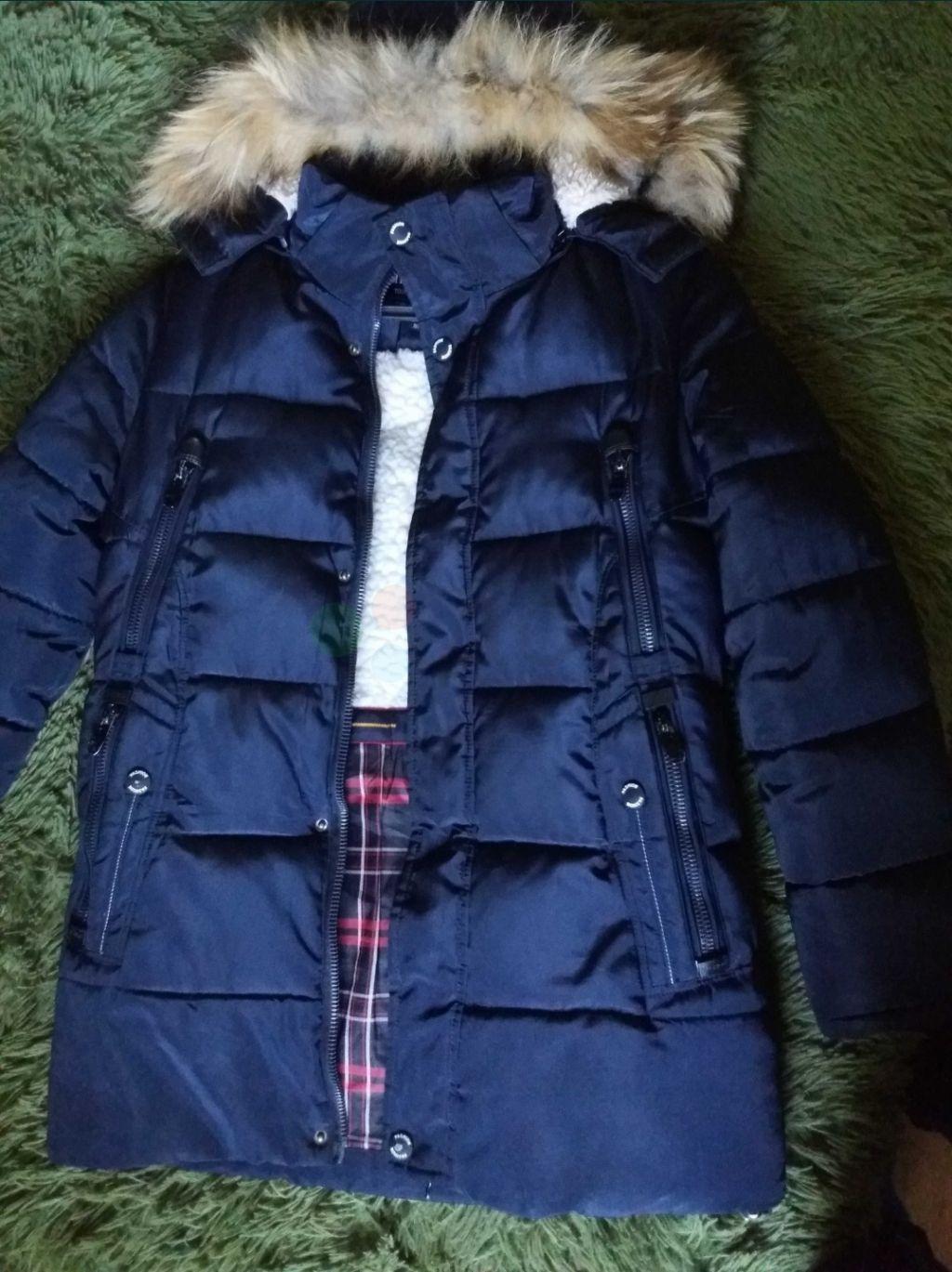 Куртка зимняя 152р.