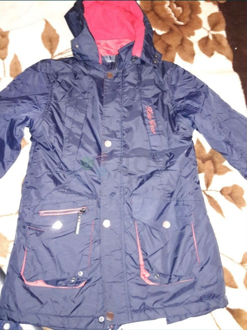Куртка парка демисезонная