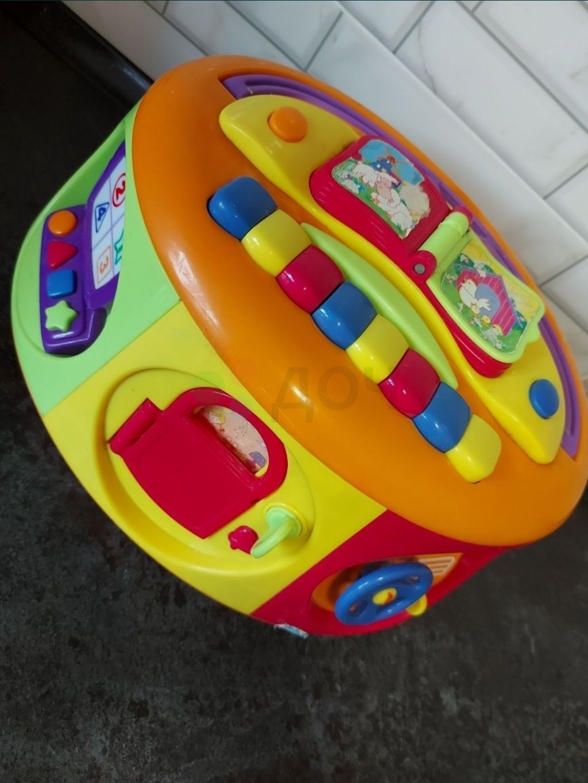Развивающие игрушки, центры,машинка