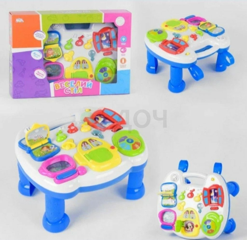 Детский игровой музыкальный столик