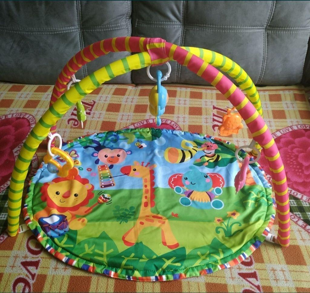 Развивающий коврик для вашего малыша